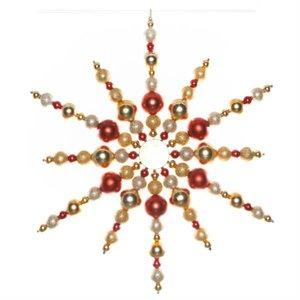ster goud rood XXL ca 90cm