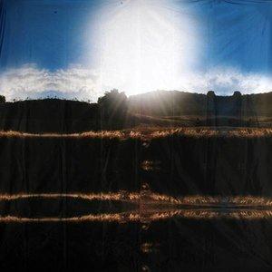 Doek steppe met zon ca 225 x 225cm
