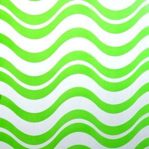 Doek golf groen ca 225 x 225cm