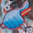 Doek hand ca 225 x 225cm