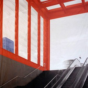 Doek trappen ca 350 x 250cm
