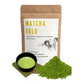 Matcha Gold thee