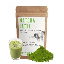 Matcha Thee Latte