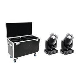 EUROLITE EUROLITE Set 2x PLB-230 + Case