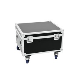 ROADINGER ROADINGER Flightcase 4x LED TMH-X1 Moving-Head beam