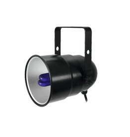 EUROLITE EUROLITE UV-Spot with UV ES lamp 11W