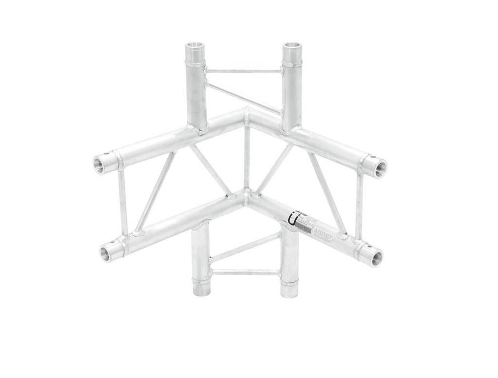 ALUTRUSS ALUTRUSS BILOCK E-GL22 C44-V 4-Way Corner 90°