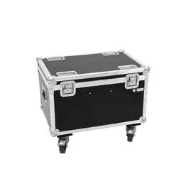 ROADINGER ROADINGER Flightcase 4x LED MFX-3 Action Cube