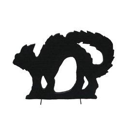 EUROPALMS EUROPALMS Silhouette Cat, 60cm
