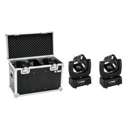 EUROLITE EUROLITE Set 2x LED MFX-3 Action Cube + Case