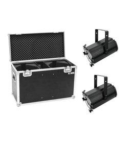 EUROLITE EUROLITE Set 2x LED THA-120PC Theater-Spot + Case