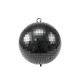EUROLITE EUROLITE Mirror Ball 20cm black matt