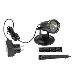 EUROLITE EUROLITE LAS-16 IP Garden Laser Dot RG