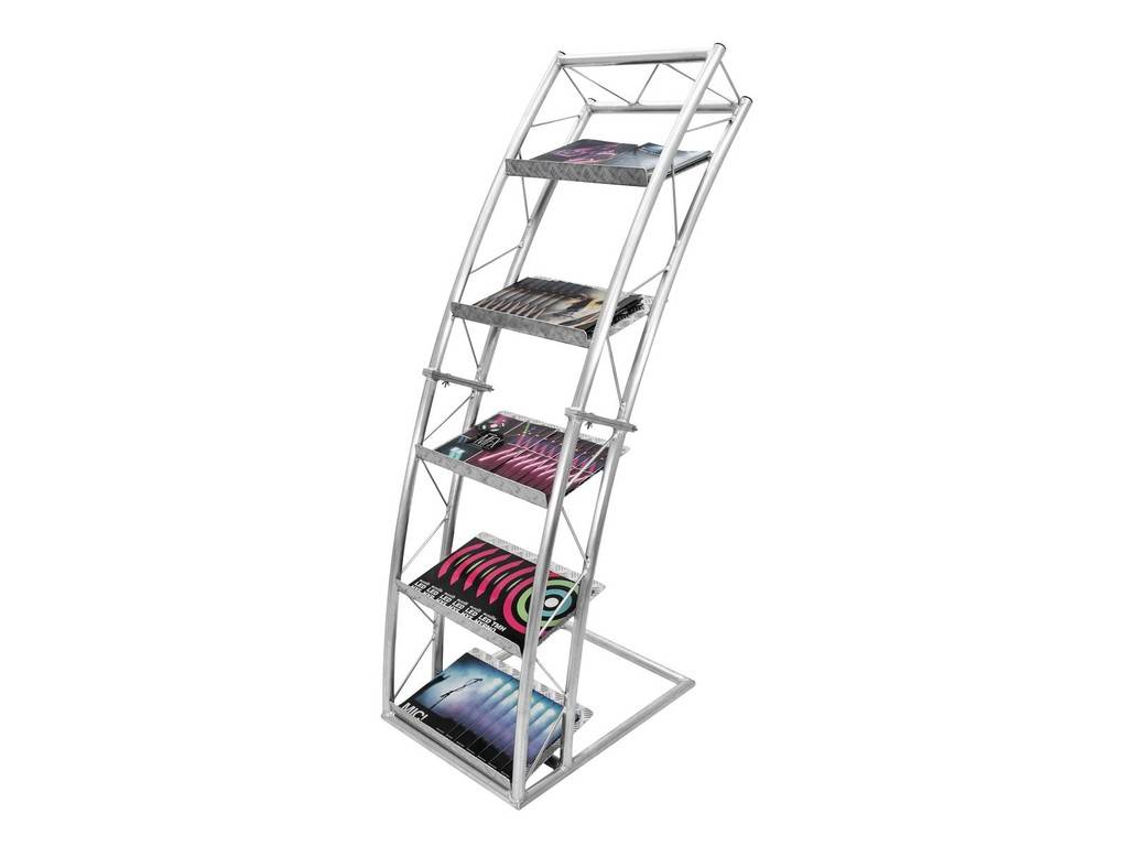 ALUTRUSS ALUTRUSS Brochure Stand hinged