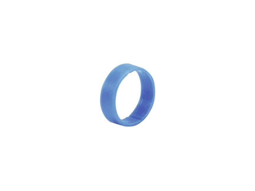 HICON HICON HI-XC marking ring for  Hicon XLR straight blau