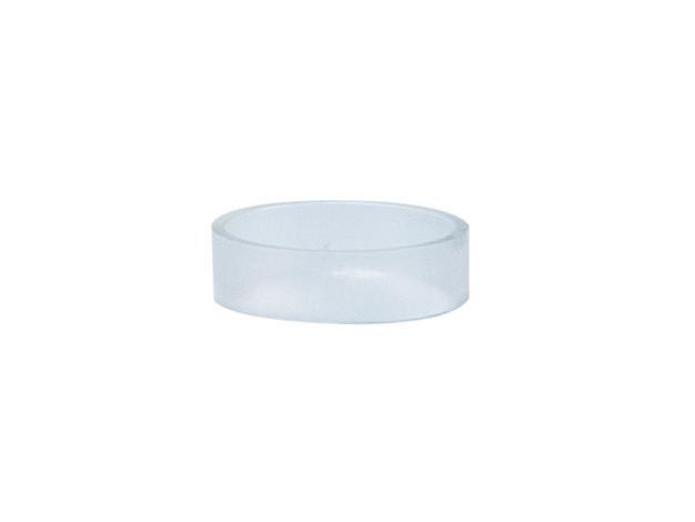 HICON HICON HI-XC marking ring for  Hicon XLR straight transparent