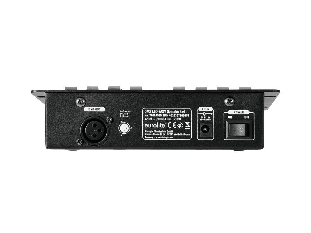 EUROLITE EUROLITE DMX LED EASY Operator 4x4