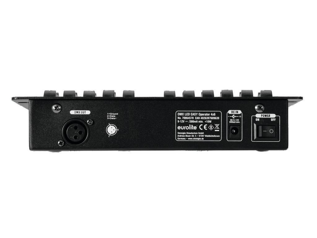EUROLITE EUROLITE DMX LED EASY Operator 4x6