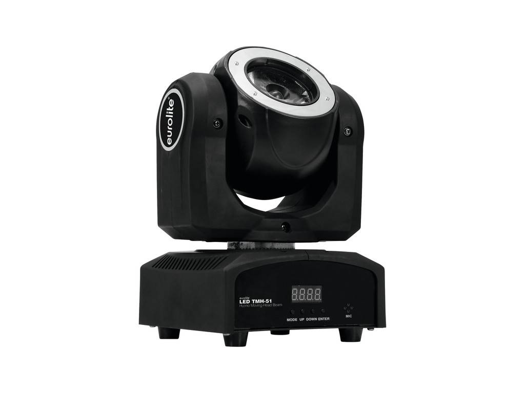 EUROLITE EUROLITE LED TMH-51 Hypno Moving-Head Beam