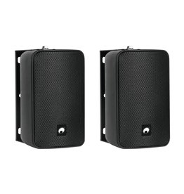 OMNITRONIC OMNITRONIC ODP-204 Installation Speaker 16 ohms black 2x