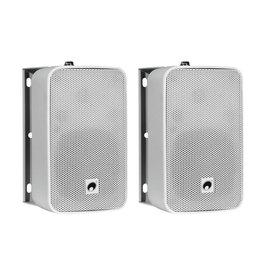 OMNITRONIC OMNITRONIC ODP-204 Installation Speaker 16 ohms white 2x