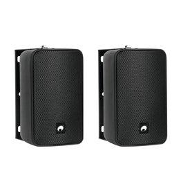 OMNITRONIC OMNITRONIC ODP-204T Installation Speaker 100V black 2x