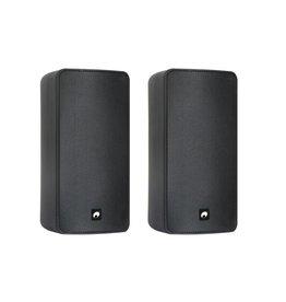 OMNITRONIC OMNITRONIC ODP-206 Installation Speaker 16 ohms black 2x