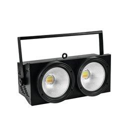 EUROLITE EUROLITE Audience Blinder 2x100W LED COB CW/WW