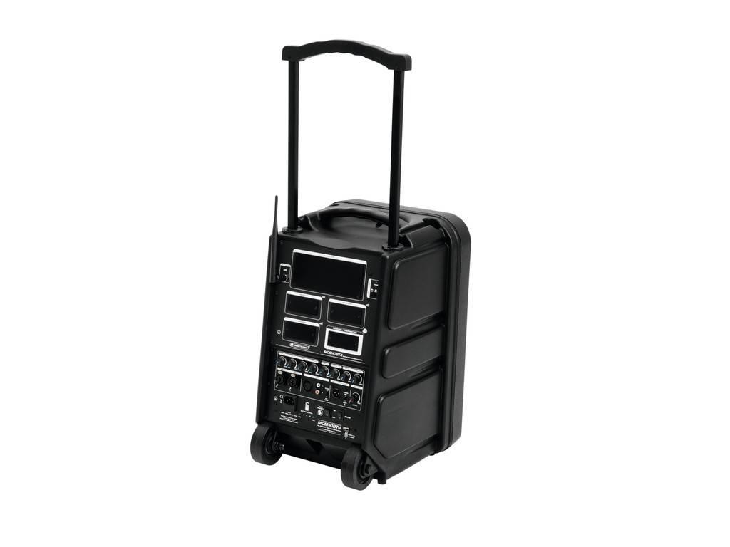 OMNITRONIC OMNITRONIC MOM-10BT4 Modular Wireless PA System