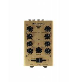 OMNITRONIC OMNITRONIC GNOME-202 Mini mixer gold