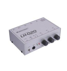 OMNITRONIC OMNITRONIC LH-020 3-channel mic mixer