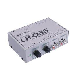 OMNITRONIC OMNITRONIC LH-035 2-way line converter