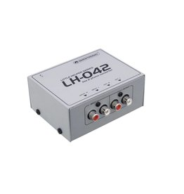 OMNITRONIC OMNITRONIC LH-042 Line/phono converter