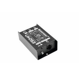 OMNITRONIC OMNITRONIC LH-053 Passive DI box