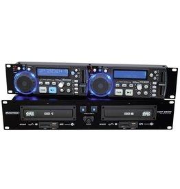 OMNITRONIC OMNITRONIC XDP-2800 Dual CD/MP3 player
