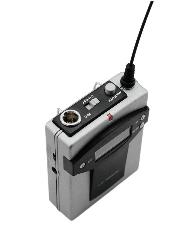 OMNITRONIC OMNITRONIC TM-105 Transmitter set XLR WAMS-05