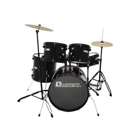 DIMAVERY DIMAVERY DS-200 Drum set, black
