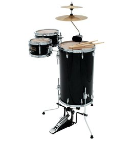 DIMAVERY DIMAVERY CDS Cocktail Drum set, black