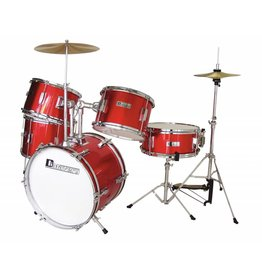 DIMAVERY DIMAVERY JDS-305 Kids Drum Set, red
