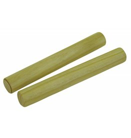 DIMAVERY DIMAVERY Hardwood Claves, nature 2x