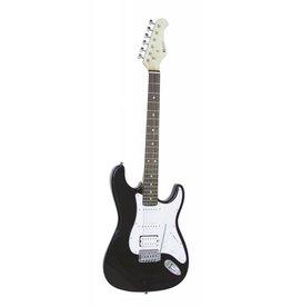 DIMAVERY DIMAVERY ST-312 E-Guitar, black