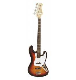 DIMAVERY DIMAVERY JB-302 E-Bass, sunburst