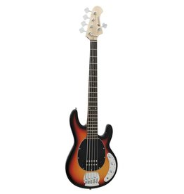 DIMAVERY DIMAVERY MM-505 E-Bass, 5-string, sunburst