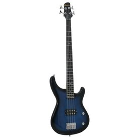 DIMAVERY DIMAVERY SB-201 E-Bass, blueburst