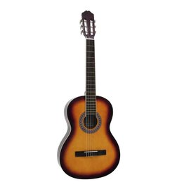 DIMAVERY DIMAVERY AC-303 Classic Guitar, sunburst