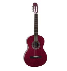 DIMAVERY DIMAVERY AC-303 Classic Guitar, Red