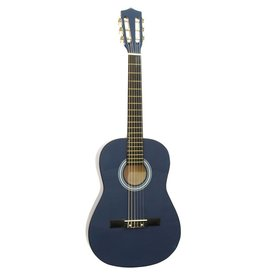 DIMAVERY DIMAVERY AC-303 Classic Guitar 3/4, blue