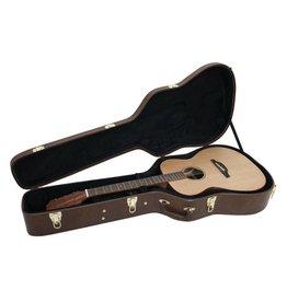 DIMAVERY DIMAVERY Form case Western guitar,Brown