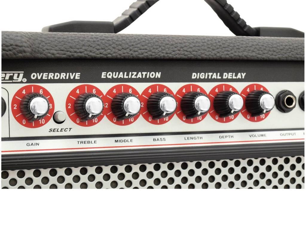 DIMAVERY DIMAVERY GA-40R E-guitar amp 40W