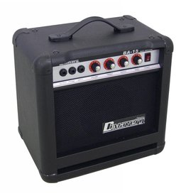 DIMAVERY DIMAVERY BA-15 Bass amplifier 15W black